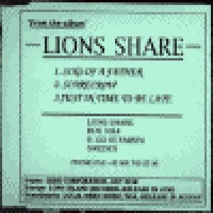 Lion's Share - Sins of a Father cover art