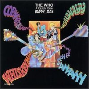 The Who - A Quick One / Happy Jack cover art