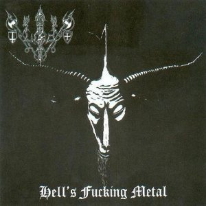Lord - Hell's Fucking Metal cover art