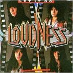 Loudness - Let it go cover art