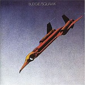 Budgie - Squawk cover art