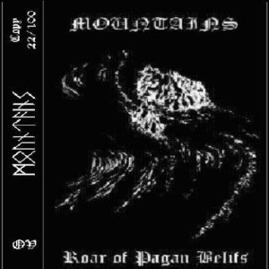 Mountains - Roar of Pagan Belifes cover art