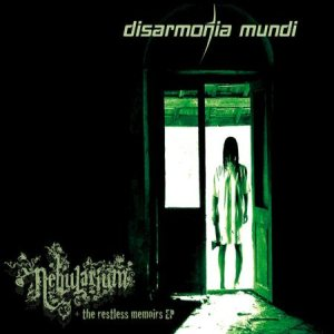 Disarmonia Mundi - Nebularium + the Restless Memoirs EP cover art