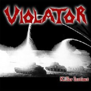Violator - Killer Instinct cover art