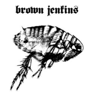 Brown Jenkins - Squamous cover art