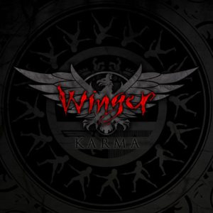Winger - Karma cover art