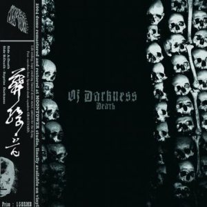 Of Darkness - Death cover art