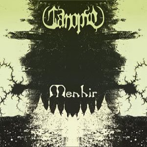 Canopy - Menhir cover art