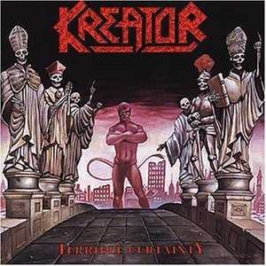 Kreator - Terrible Certainty cover art