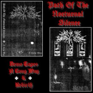 Path of the Nocturnal Silence - Path of the Nocturnal Silence cover art