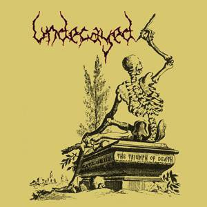 Undecayed - The Triumph of Death cover art