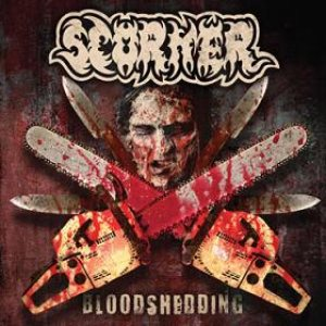 Scorner - Bloodshedding cover art