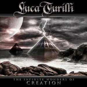 Luca Turilli - The Infinite Wonders of Creation cover art