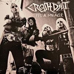 Crashdiet - It's a Miracle cover art