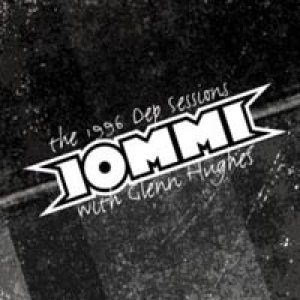 Iommi - The 1996 DEP Sessions cover art