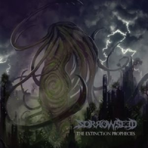 Sorrowseed - The Extinction Prophecies cover art