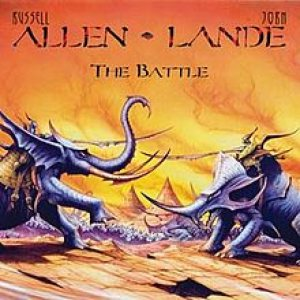 Russell Allen / Jørn Lande - The Battle cover art