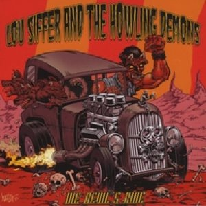 Lou Siffer & the Howling Demons - The Devil's Ride cover art