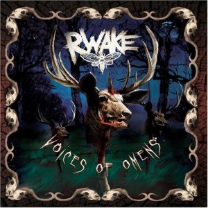 Rwake - Voices of Omens cover art