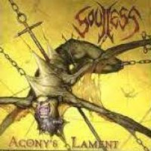 Soulless - Agony's Lament cover art