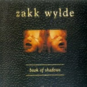 Zakk Wylde - Book of Shadows cover art