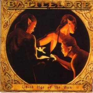 Battlelore - Third Age of the Sun cover art