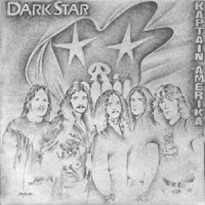 Dark Star - Kaptain Amerika cover art
