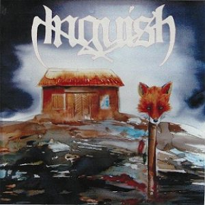 Anguish - Through the Archdemon's Head cover art