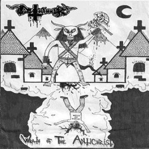 Deathhammer - Wrath of the Antichrist cover art