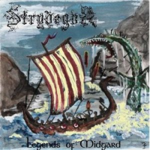 Strydegor - Legends of Midgard cover art