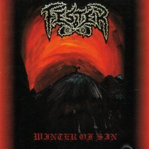 Fester - Winter of Sin cover art