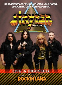 Stryper - Live in Indonesia At Java Rockin' Land cover art