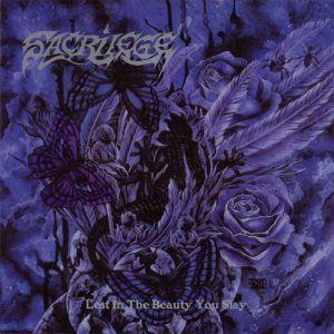 Sacrilege - Lost in the Beauty You Slay cover art
