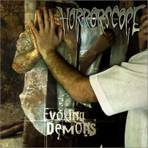 Horrorscope - Evoking Demons cover art