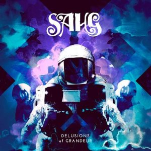 Sahg - Delusions of Grandeur cover art