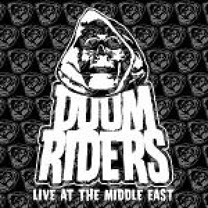Doomriders - Live at the Middle East cover art