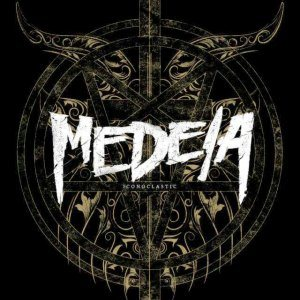 Medeia - Iconoclastic cover art