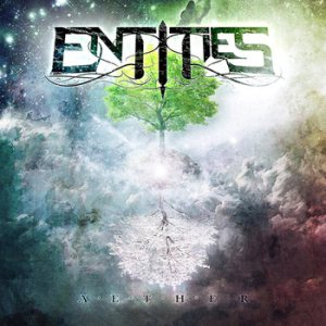 Entities - Aether cover art