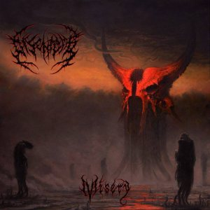 Disentomb - Misery cover art