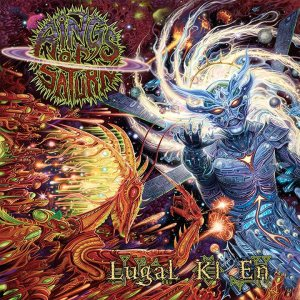 Rings of Saturn - Lugal Ki En cover art