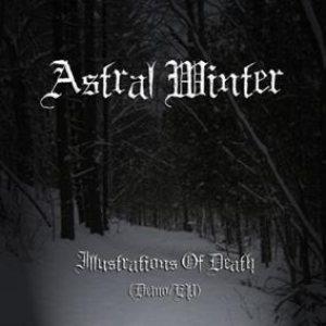 Astral Winter - Illustrations of Death cover art