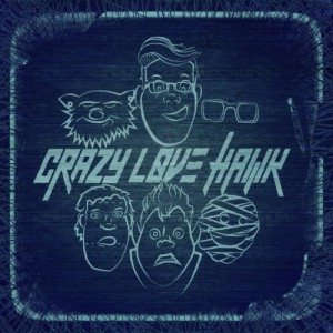 Crazy Love Hawk - Check It out, I'm a Frankenhomie! cover art