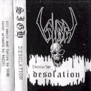 Sigh - Desolation cover art