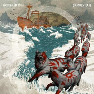 Graves at Sea / Sourvein - Graves at Sea / Sourvein cover art