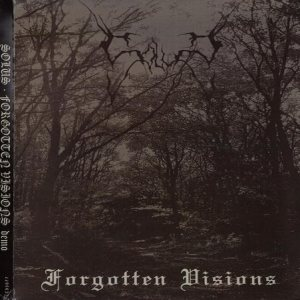 Solus - Forgotten Visions cover art