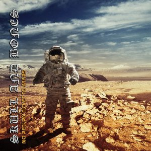Skull and Bones - No Return Ticket to Mars cover art
