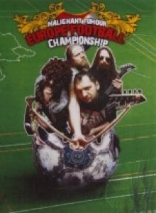 Malignant Tumour - Europe Football Championship 2007 cover art