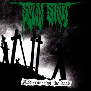 Sewn Shut - Rediscovering the Dead cover art