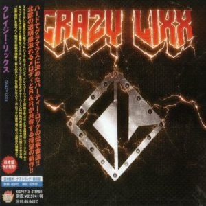 Crazy Lixx - Crazy Lixx cover art