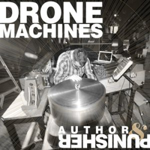 Author & Punisher - Drone Machines cover art